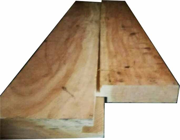 Rebated tongue & groove Joint