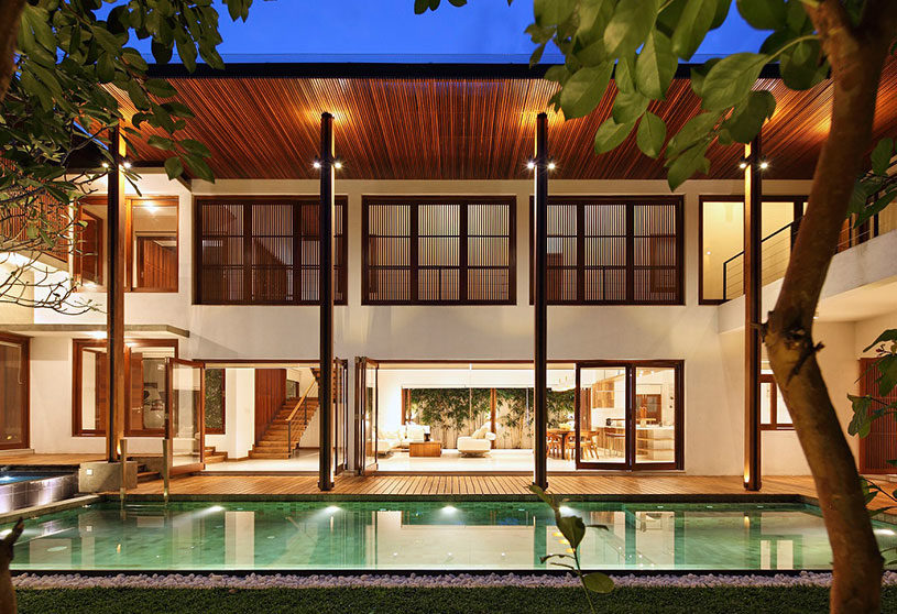 House at Anderson Road | Damith Premathilake Architects