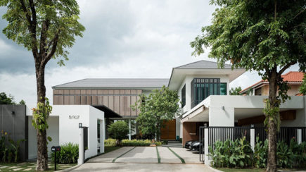 Tiwanon House | Archimontage Design Fields Sophisticated