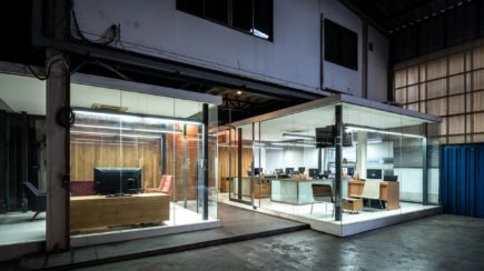 Paknam Office | Archimontage Design Fields Sophisticated