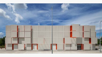 Multi-functional Sport and Event Hall | Napur Architects
