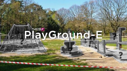 Playground – E: For the kids of GenZ