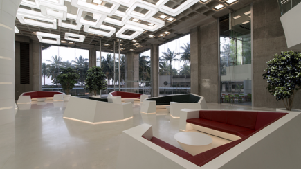 Reflected Topography- BGRT | Collaborative Architecture