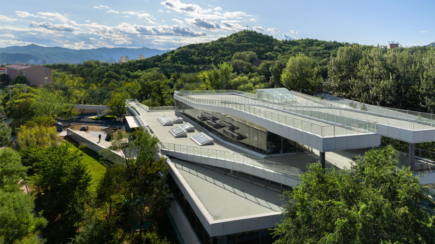 WuliEpoch Culture Center | Atelier Alter Architects