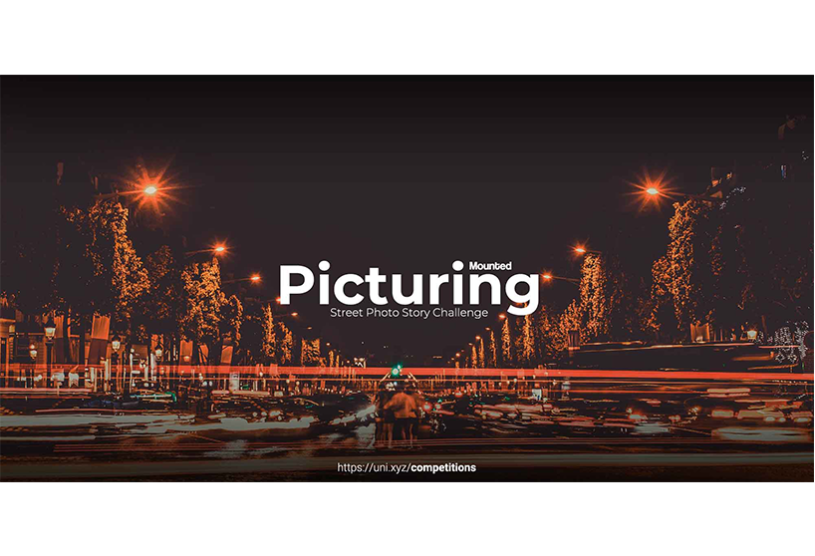 Picturing: Streets Competition Results Announced