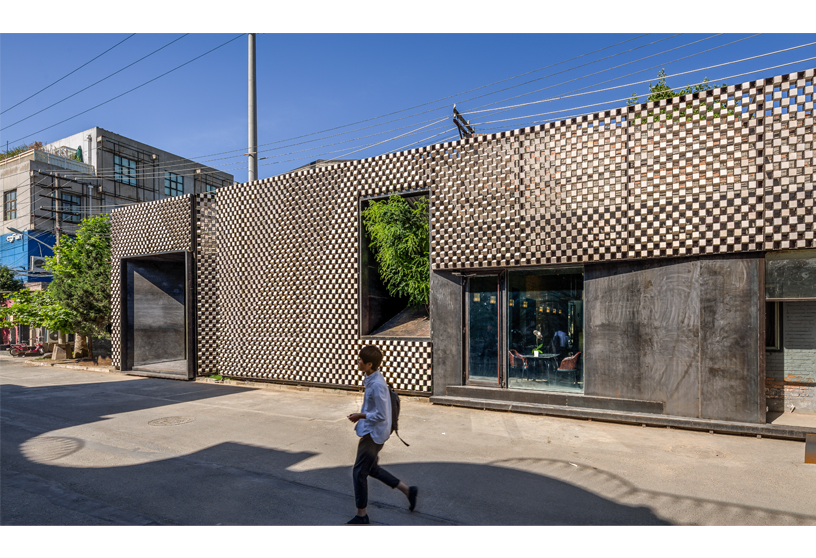Yingliang Stone Archive | Atelier Alter Architects