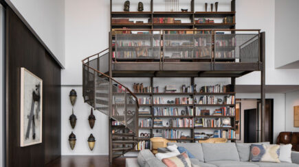Residence for Two Collectors | Wheeler Kearns Architects