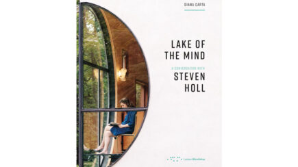 Lake of the mind: a conversation with Steven Holl