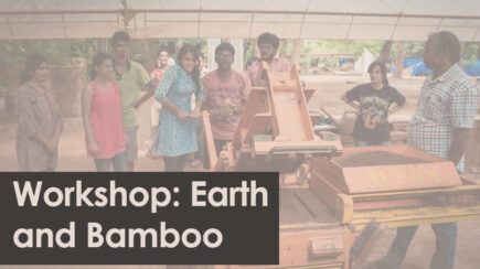Workshop: Earth and Bamboo