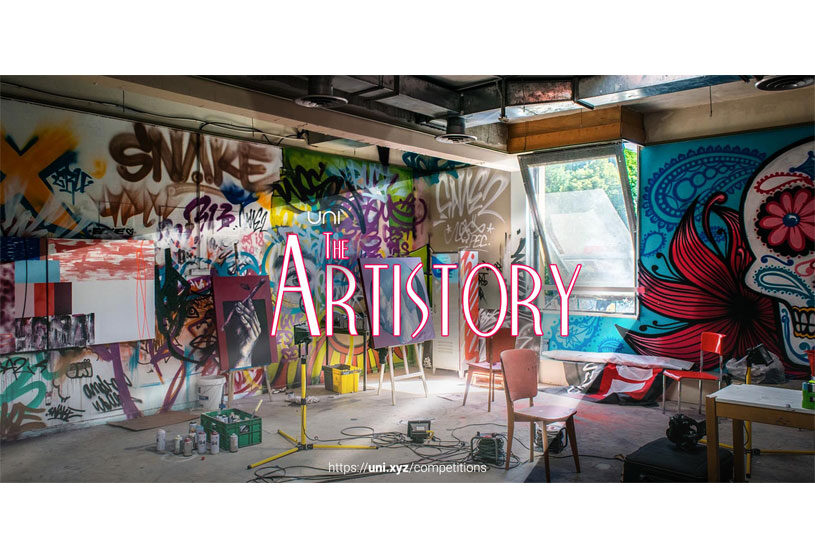 Artistory: Creating Heaven for Today's Creative Minds