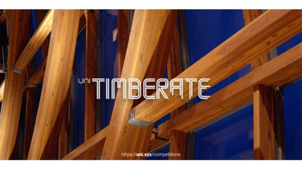 Architecture Competition: Timberate: Rethinking housing with Timber