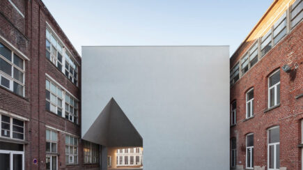Architecture Faculty in Tournai | Aires Mateus