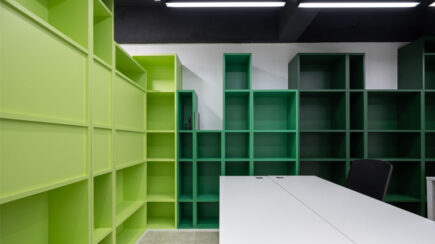 Chokchairuammit Office | Archimontage Design Fields Sophisticated