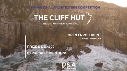 Call for Entries: The Cliff Hut