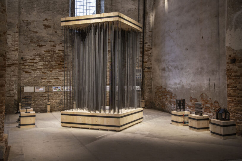 Architecture of Transitions: How Materiality Becomes Political