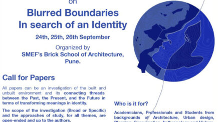 Call for Abstract: Blurred Boundaries