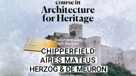 Architecture for Heritage   Course