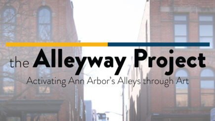 The Alleyway Project: Activating Ann Arbor's Alleys