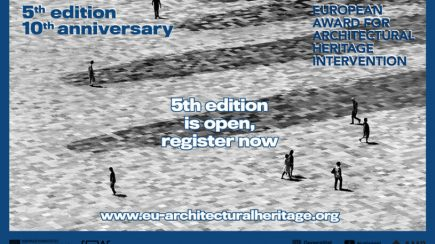 The Winning Projects Of The Fifth Edition Of The European Award For Architectural Heritage Intervention