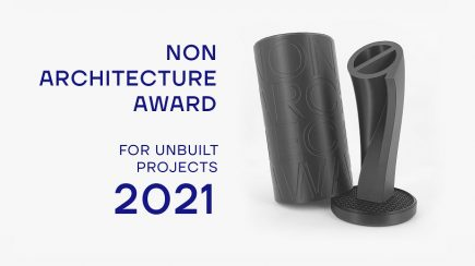 Non Architecture Award For Unbuilt Projects