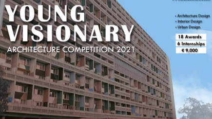 Young Visionary Architecture Competition 2021   YVAC 2021