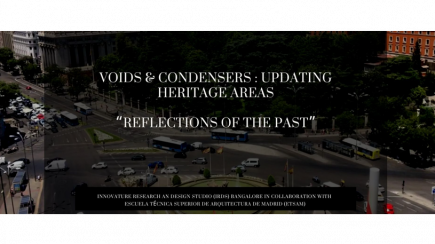 Urban Condensers- Reflection of the past