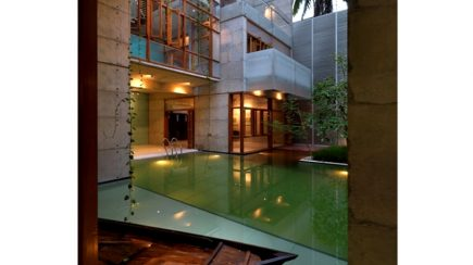 S.A. Residence | SHATOTTO architecture for green living