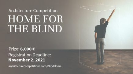 The Home for The Blind   Idea level competition