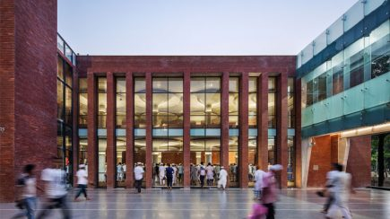 Mayor Mohammad Hanif Jame Mosque | SHATOTTO architecture for green living