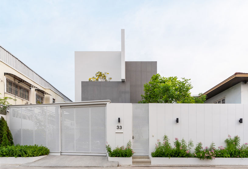 Mit Chit House | Looklen Architects