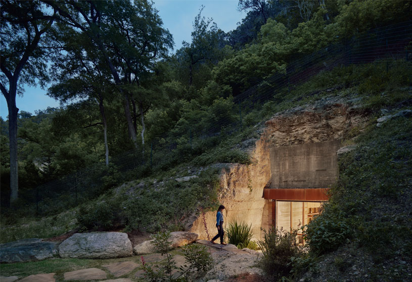 Hill Country Wine Cave | Clayton Korte