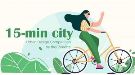 theCharette's 15-minute city – Winners Unveiled