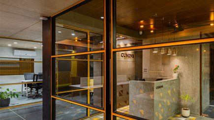Cumins and Abraham & Thomas Engineers Pvt. Ltd. | Between Spaces