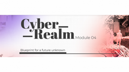 CyberRealm   Blueprint for a future unknown
