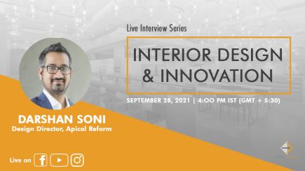 Interview with Darshan Soni   Design Director, Apical Reform