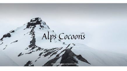Alp cocoons | Staying pods in the alps