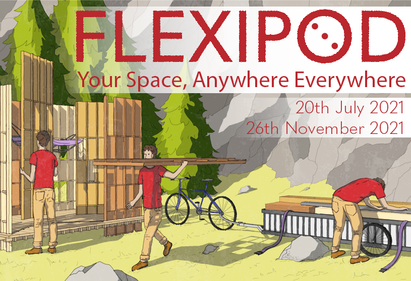 Flexipod: Your space, Anywhere Everywhere