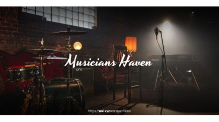 Musician's Haven | Remote Studio Residence for Musician