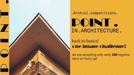 Point in Architecture   Winner Announced