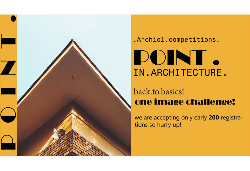 Point in Architecture | Winner Announced