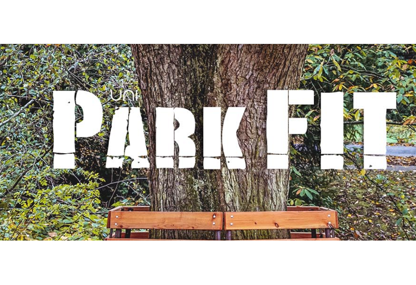 Park Fit | A furniture set to suit the aesthetic of a park