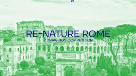 Re-Nature Rome Competition: Meet the Winner