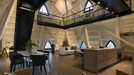 The Penthouse at Smith Tower | Graham Baba Architects