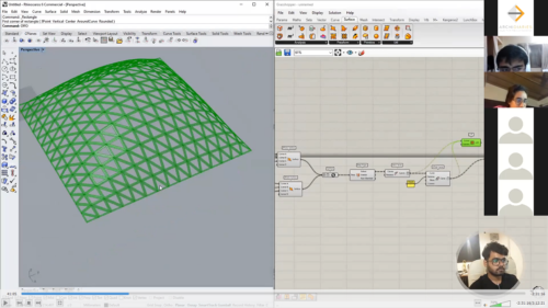01 Generating a Mesh Surface