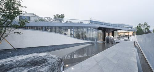 a2.court yard-1 ©Atelier Alter Architects时境建筑