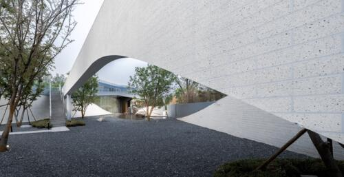 a2.court yard-3 ©Atelier Alter Architects时境建筑