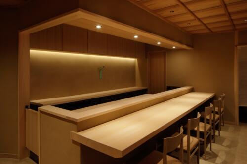 dining counter 2